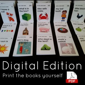 Montessori Reading Program Digital Edition